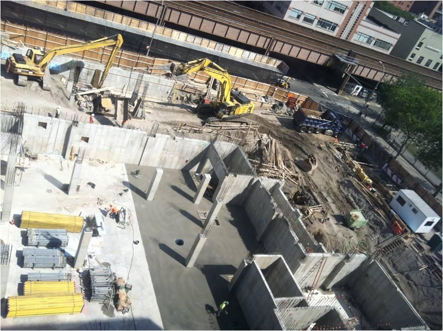 Henry J Carter Hospital Construction