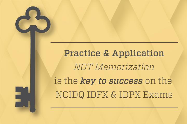 NCIDQ Key to Success