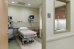Electroconvulsive Therapy room