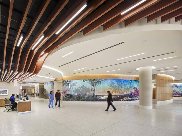 Montefiore Medical Center - Array Architects - Kimak Design