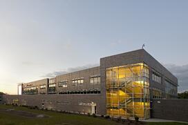 Modern Hospital Facility