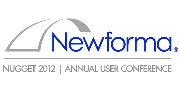 Newforma 2012 Conference Logo
