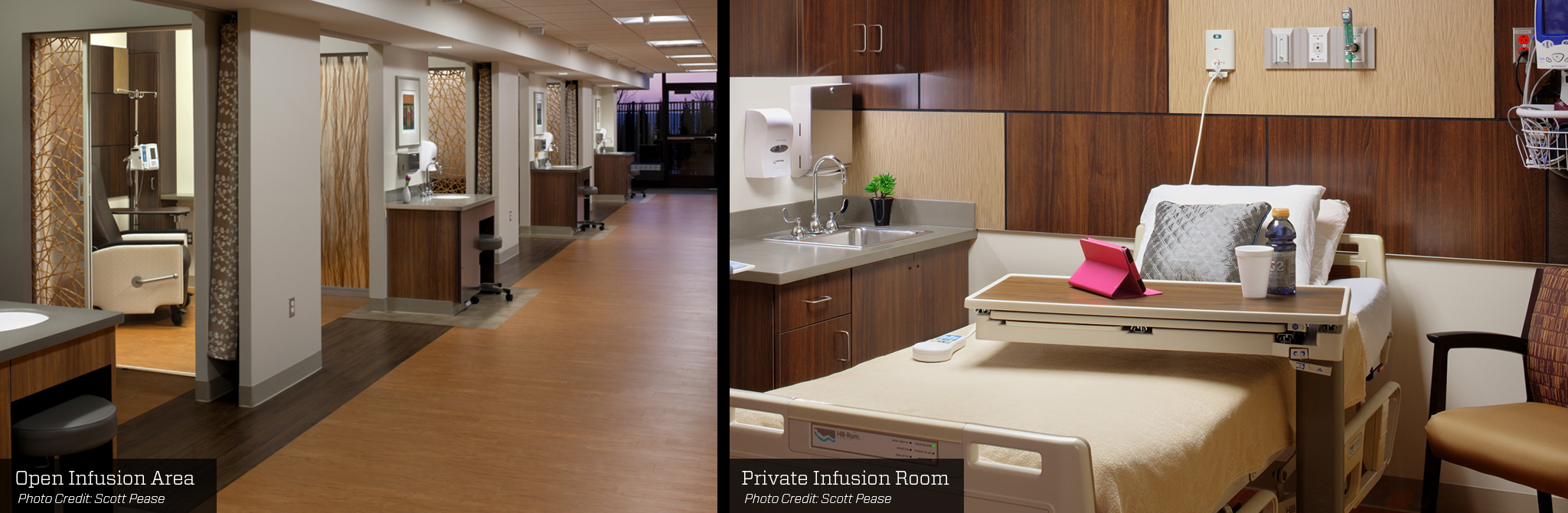 infusion area