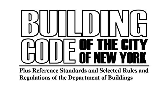 NYC Building Code Graphic