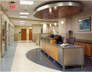 Millwork Substation in same Emergency Department