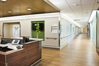 University of Maryland Medical Center Lobby