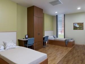 Behavioral Health Patient Room