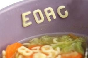 Soup Noodle Letters ABCs of Design