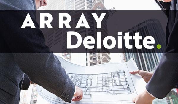 Array Deloitte Text Over Site Plan Image