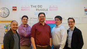 Array Architects Employees at DC Huddle Space