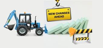 Bulldozer Changes Concept