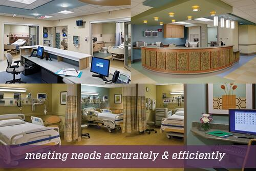 Clinical Design Units Designed by Array Architects