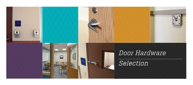 Door Hardware Selection