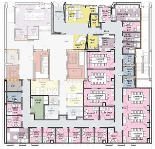 Cares Floor Plan