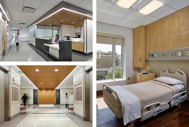 NYP Milstein Patient Tower Design