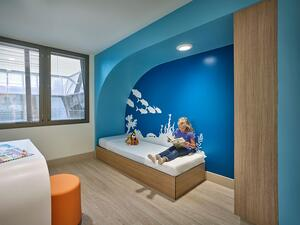 Array Architects Children's National Medical Center Behavioral Health Unit