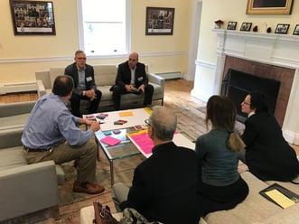 Philadelphia University Architecture Advancement Council Meeting