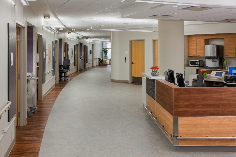 Team Station at Ahuja Medical Center
