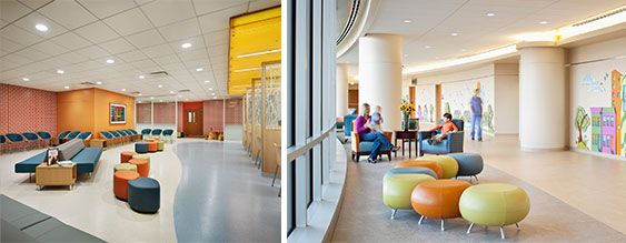 Children S Waiting Area Designs For Pediatric Hospitals