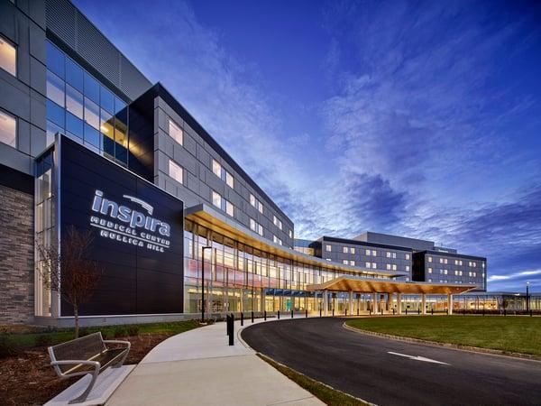 Inspire Medical Center Mullica Hill Exterior